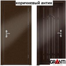 Входная металлическая дверь с повышенным уровнем утепления У 2.2