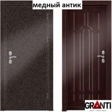 Входная металлическая дверь с повышенным уровнем утепления У 2.3