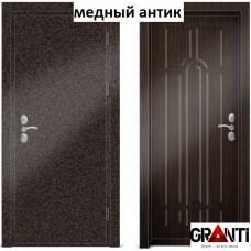 Входная металлическая дверь усиленная - УС 2.4