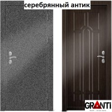 Входная металлическая дверь с повышенным уровнем утепления У 2.4