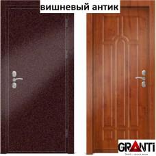 Входная металлическая дверь с повышенным уровнем утепления У 2.6