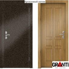 """Входная металлическая дверь с шумоизоляцией - Ш 20.1 - """"Гранти-Групп"""""""