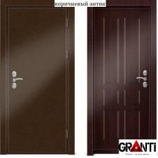 """Входная металлическая дверь с шумоизоляцией - Ш 20.3 - """"Гранти-Групп"""""""