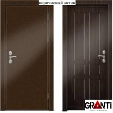 Входная металлическая Дверь МДФ - м 20.4 в квартиру