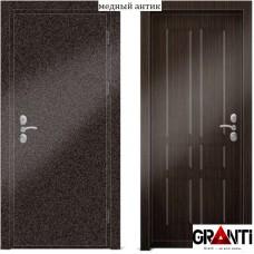 """Входная металлическая дверь с шумоизоляцией - Ш 20.4 - """"Гранти-Групп"""""""