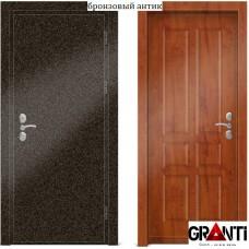 Входная металлическая Дверь МДФ - м 20.6 в квартиру