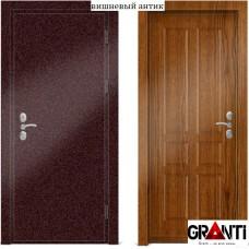 """Входная металлическая дверь с шумоизоляцией - Ш 20.7 - """"Гранти-Групп"""""""