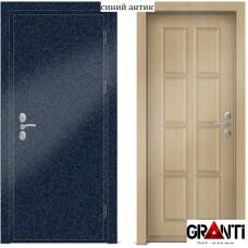 Входная металлическая Дверь МДФ - м 21.5 в коттедж