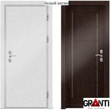 Входная металлическая Дверь МДФ - м 23.2 для загородного дома