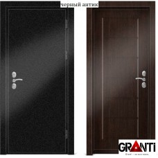Входная металлическая дверь с антивандальным покрытием А 23.2