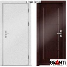 Входная металлическая Дверь МДФ - м 23.3 в квартиру