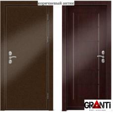 Входная металлическая дверь с повышенным уровнем утепления У 23.3