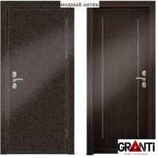 Входная металлическая дверь с повышенным уровнем утепления У 23.4