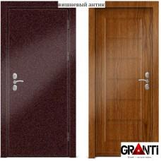 Входная металлическая дверь с повышенным уровнем утепления У 23.7
