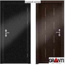 Входная металлическая дверь с антивандальным покрытием А 24.2