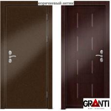 Входная металлическая дверь с повышенным уровнем утепления У 24.3