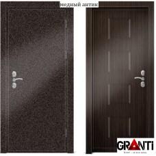 Входная металлическая дверь с повышенным уровнем утепления У 24.4