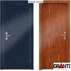 Входная металлическая дверь с повышенным уровнем утепления У 24.6