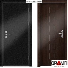 Входная металлическая дверь с повышенным уровнем утепления У 25.2