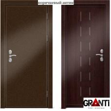 Входная металлическая дверь с повышенным уровнем утепления У 25.3