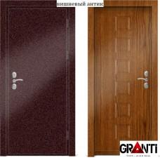 Входная металлическая дверь с повышенным уровнем утепления У 25.7