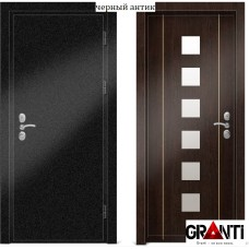 Входная металлическая Дверь МДФ - м 26.2 в коттедж