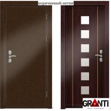 Входная металлическая Дверь МДФ - м 26.3 в квартиру