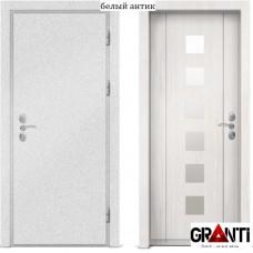 Входная металлическая Дверь МДФ - м 26-2 в квартиру