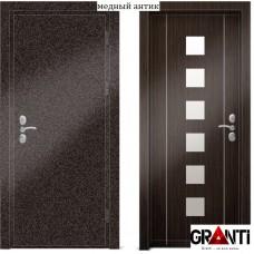 Входная металлическая Дверь МДФ - м 26-2.4 в квартиру