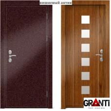 Входная металлическая Дверь МДФ - м 26-2.7 в квартиру