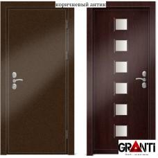 Входная металлическая дверь с повышенным уровнем утепления У 26.3