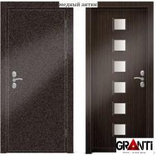 Входная металлическая дверь с повышенным уровнем утепления У 26.4