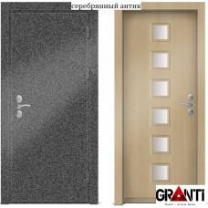 Входная металлическая дверь с повышенным уровнем утепления У 26.5
