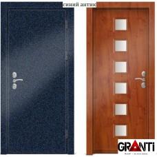 Входная металлическая дверь с повышенным уровнем утепления У 26.6