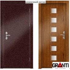 Входная металлическая дверь с повышенным уровнем утепления У 26.7