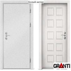 Входная металлическая дверь с повышенным уровнем утепления У 27
