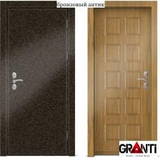 Входная металлическая дверь с повышенным уровнем утепления У 27.1