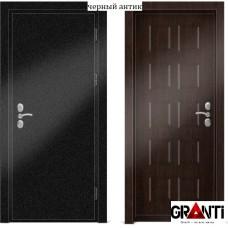Входная металлическая дверь с антивандальным покрытием А 27.2