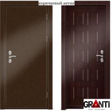 Входная металлическая дверь с повышенным уровнем утепления У 27.3