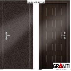 Входная металлическая дверь с повышенным уровнем утепления У 27.4