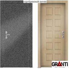 Входная металлическая дверь с повышенным уровнем утепления У 27.5