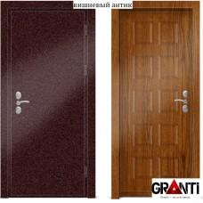 Входная металлическая дверь с повышенным уровнем утепления У 27.7