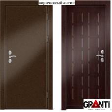 Входная металлическая дверь с повышенным уровнем утепления У 28.3