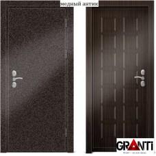 Входная металлическая дверь с повышенным уровнем утепления У 28.4