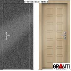 Входная металлическая Дверь МДФ - м 28.5 в квартиру