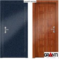 Входная металлическая Дверь МДФ - м 28.6 для загородного дома