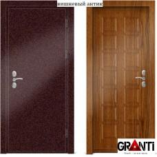 Входная металлическая Дверь МДФ - м 28.7 в коттедж