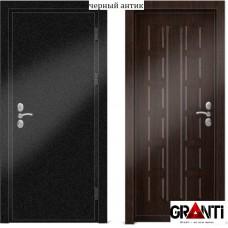 Входная металлическая Дверь МДФ - м 29.2 в коттедж