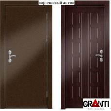 Входная металлическая Дверь МДФ - м 29.3 в квартиру