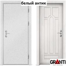 Входная металлическая дверь с повышенным уровнем утепления У 3